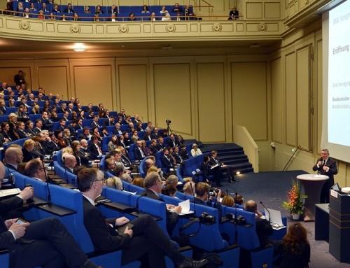 """BMC Jahreskongress """"Versorgung gestalten"""" mit über 550 Gästen"""