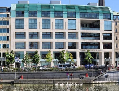 Neues Büro in Hamburger Innenstadt